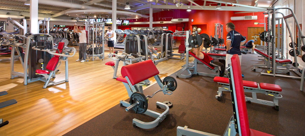 Pumping Iron for Virgin Active