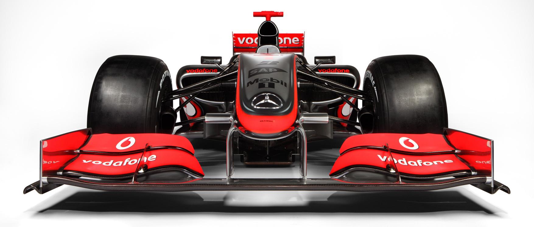McLaren F1 goes Interactive