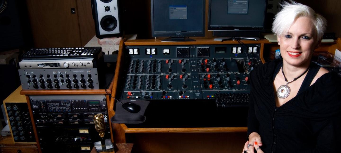 6 Song Series: Women in Music Production