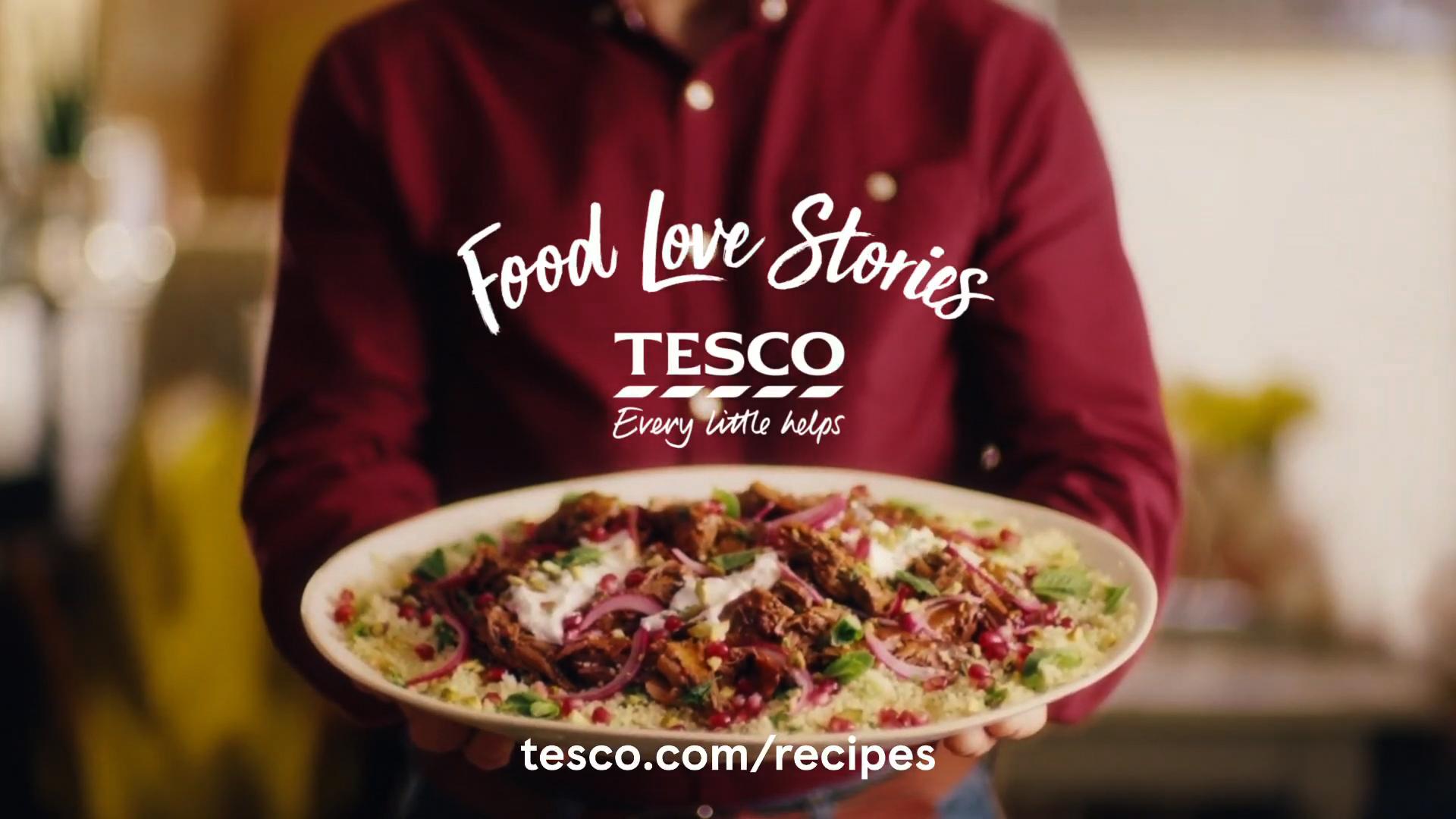 Tesco Food Love Stories Easter