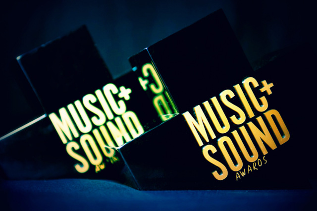Music & Sound Awards Nomination!