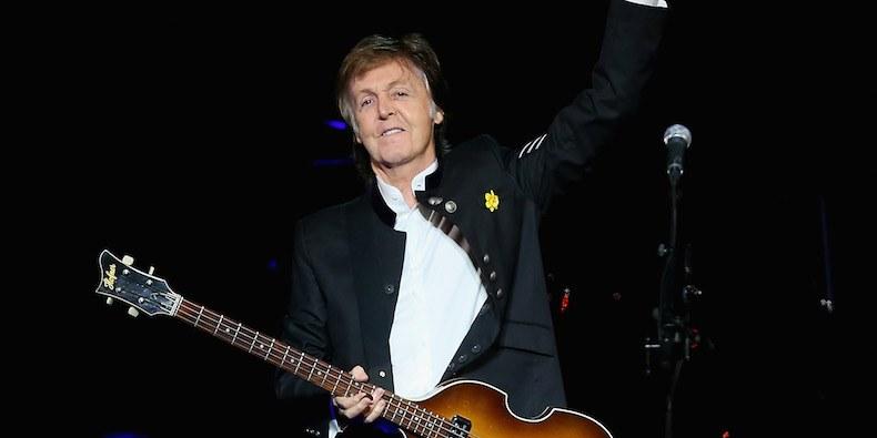 Paul McCartney 'Fuh You'